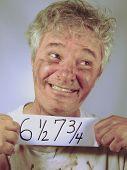 Dirty Senior Man Jailbird