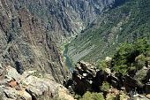 Colorado Canyon preto