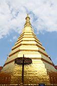 image of cho-cho  - Wat Phra That Cho Hae  - JPG
