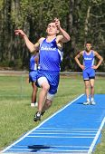 track and field jumping competition