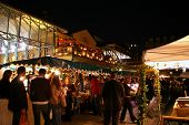 Covent Garden Night Market, London