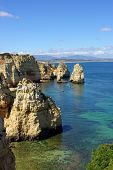 Rocks In Lagos, Algarve