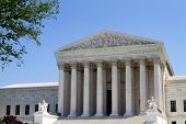 pic of lobbyist  - USA Supreme Court building in Washington D - JPG