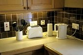 Domestic Kitchen Worktop