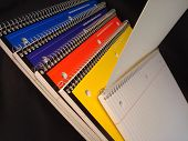 Notebooks Ready For Back To School