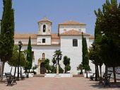 White Church In Ronda