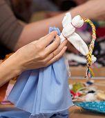 Making Doll Vesnyanka