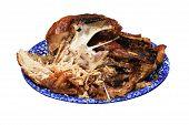 Half Eaten Turkey