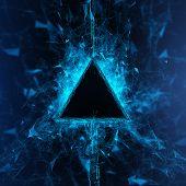 hologram poster