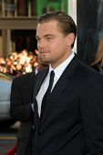 LOS ANGELES - JUL 13:  Leonardo DiCaprio arrives at the Inception Premiere at Grauman's Chinese Thea