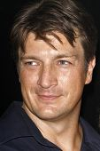 SAN DIEGO - JUL 23:  Nathan Fillion at  the Tron' MySpace Party during the 2010 Comic-Con  at Flynn'