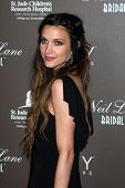LOS ANGELES - JUL 22:  Ashlee Simpson arrives at the Neil Lane Bridal Collection Debut at Drai's at The W Hollywood Rooftop on July22, 2010 in Los Angeles, CA ....