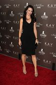 LOS ANGELES - JUL 22:  Kristen Davis arrives at the Neil Lane Bridal Collection Debut at Drai's at T