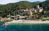 Dochiareiou Holy Monastery Mount Athos Halkidiki Greece