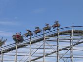 Up On The Rollercoaster