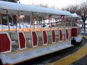 Holiday Tram