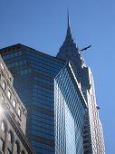 Chrysler Building Skyscraper poster