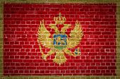 Ziegel-Mauer-montenegro