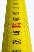 Yellow Tape-measure