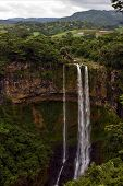 Falls In The Isle Of Mauritius