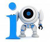 Symbol Info und Roboter