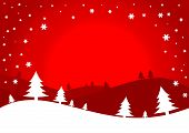 Christmas Snow 1