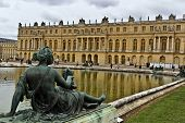 Exterior of Versaille Palace