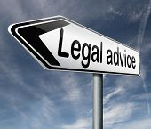 legal advice or information from lawyer advisor when going to trial