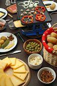 Raclette Dinner