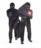 Pair Of Two Robbers