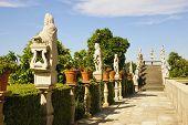 Jardim Episcopal Garden, Castelo Branco