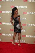 LOS ANGELES - DEC 2:  Shanola Hampton arrives to the 2012 CNN Heroes Awards at Shrine Auditorium on December 2, 2012 in Los Angeles, CA