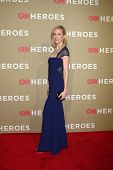 LOS ANGELES - DEC 2:  Beth Riesgraf arrives to the 2012 CNN Heroes Awards at Shrine Auditorium on De