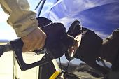 Inserting Gas