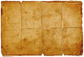 tattered ancient paper texture (ideal for retro background)