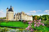 romantic Chenonceau castle -Loire valley (more castles in my gallery)