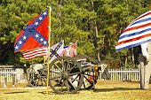Confederate Reenactment