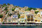 amazing Greece - pictorial island Symi