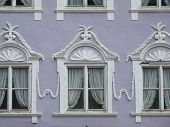 Old Facade In Bad Toelz