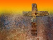 Rusty  Cross