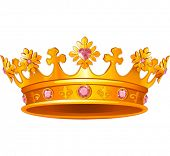 Beautiful Royal crown