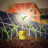 Investments in modern housing and green technologies.