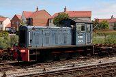 Shunting Locomotive.