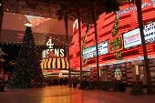 LAS VEGAS - DEC 27: LasVegas hotels and casino on December 27, 2012 in Las Vegas. 2012 hit record nu