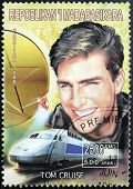 Tom Cruise Stamp