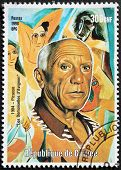 Pablo Picasso Stamp