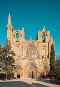 Lala Mustafa Pasha Mosque (formerly St. Nicholas Cathedral), Famagusta, Northern Cyprus