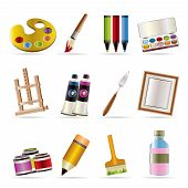 Apainter, drawing and painting icons