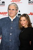 LOS ANGELES - FEB 10:  Michael Nouri at the AARP
