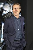 LOS ANGELES - FEB 10: Gary Oldman at the premiere of Columbia Pictures' 'Robocop' at TCL Chinese The